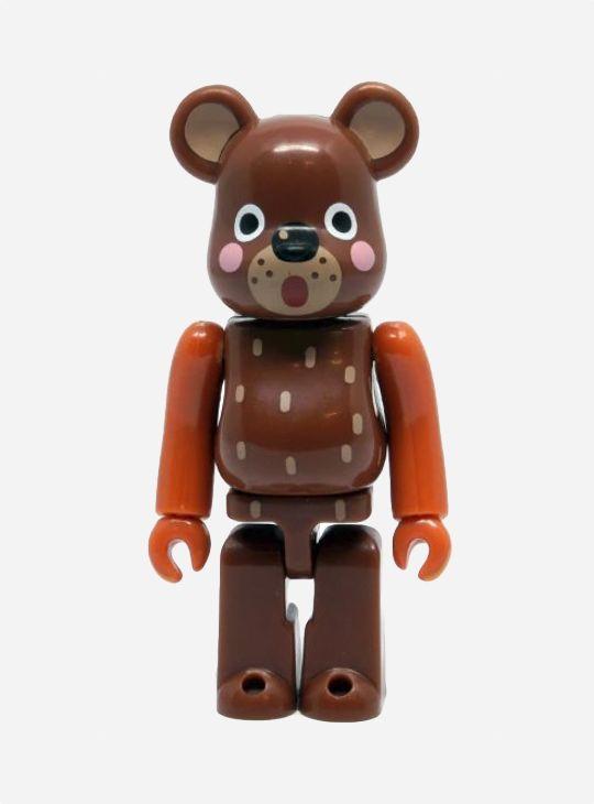 Bearbrick — Pokopang Kumagro Series 35 100%