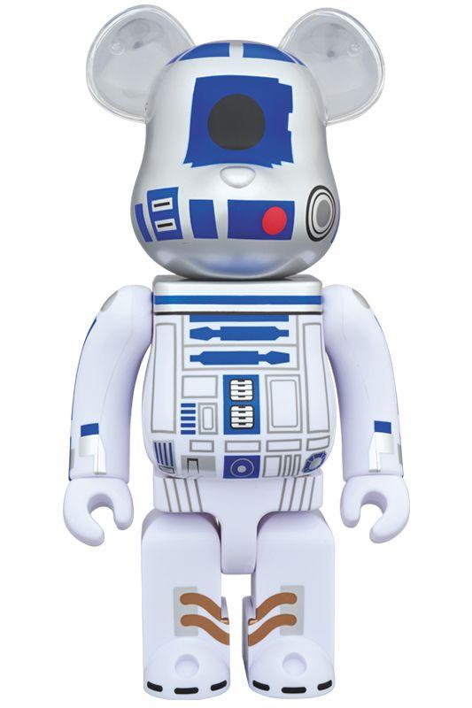 Bearbrick — R2-D2 (TM) 400%