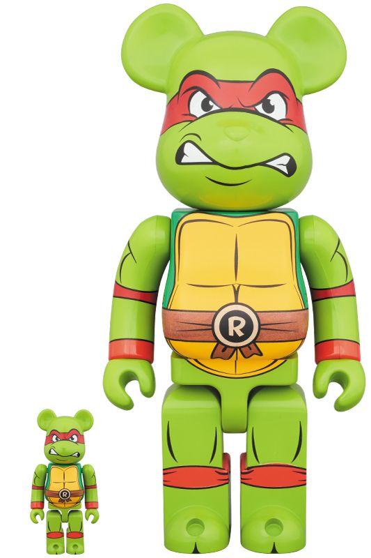 Bearbrick — Raphael 100% & 400%