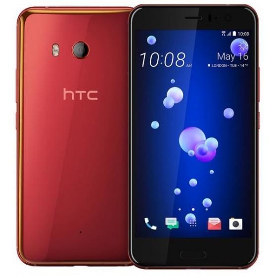 HTC U11 128GB Solar Red