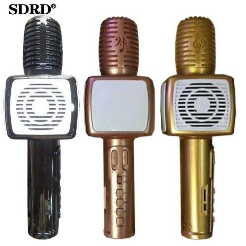 Портативная Колонка-Микрофон Magic Karaoke SDRD SD-06
