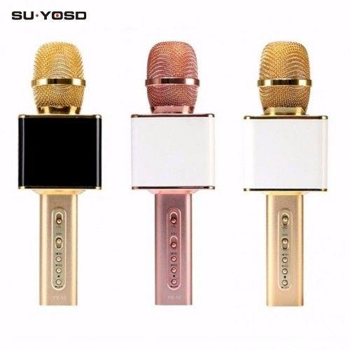 Портативная Колонка-Микрофон Magic Karaoke SU·YOSD YS-10
