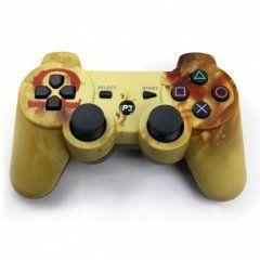 Джойстик геймпад dualshock 3 (God of War) PS3