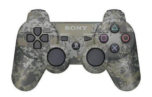 Джойстик геймпад dualshock 3 (камуфляж) PS3