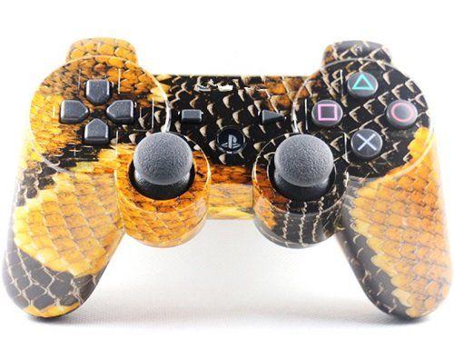 Джойстик геймпад dualshock 3 (змея) PS3
