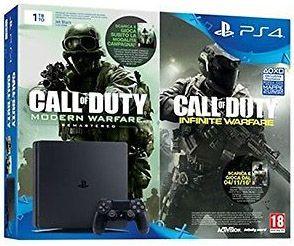 Sony PlayStation 4 1TB Slim Call of Duty Infinite Warfare