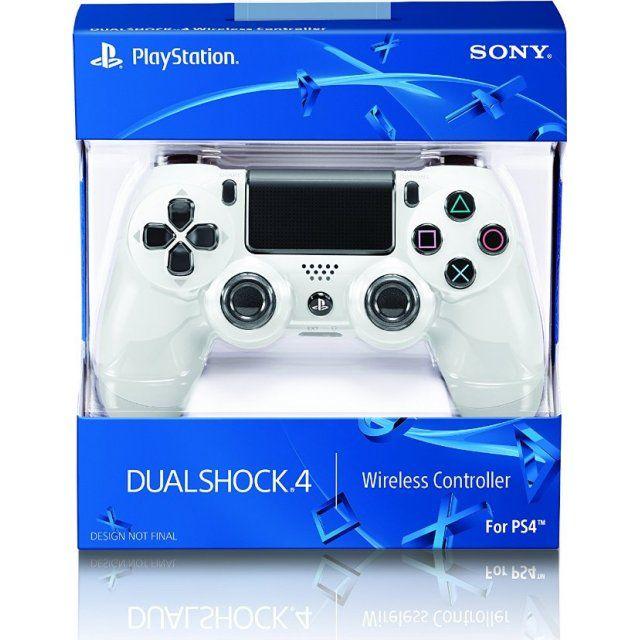Геймпад беспроводной Sony DualShock White (CUH-ZCT1E)
