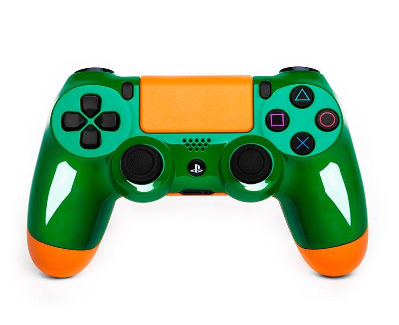 Геймпад DualShock 4 ДЕРЗКИЙ ЗЕЛЕНЫЙ (PS4)
