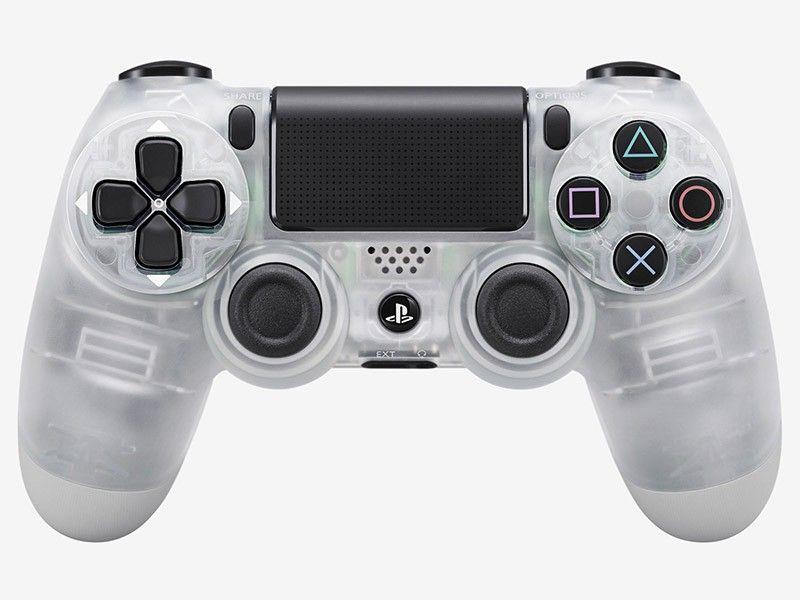 PS 4 Геймпад Sony DualShock Crystal v2