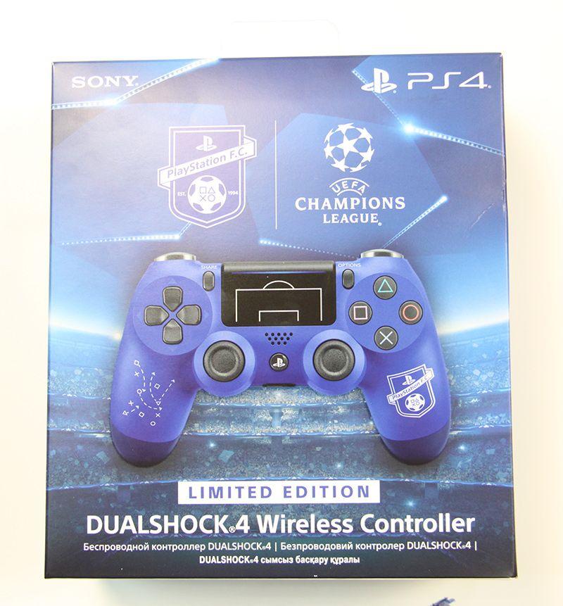 PS 4 Геймпад Sony DualShock Ограниченная серия «Fifa 18» v2  (CUH-ZCT2E)