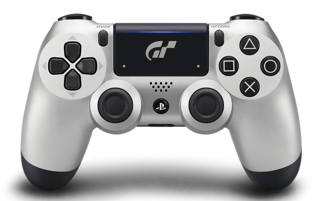 PS 4 Геймпад Sony DualShock Ограниченная серия