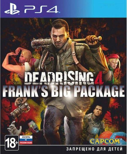 Dead Rising 4 (PS4)