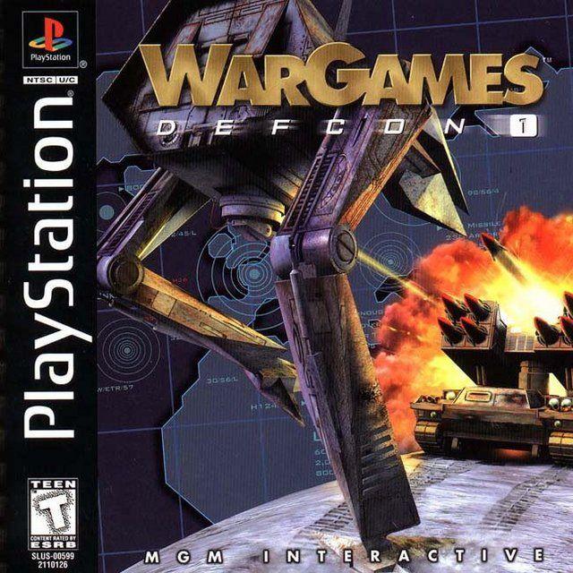 WarGames: Defcon 1 (eng) (PS1)
