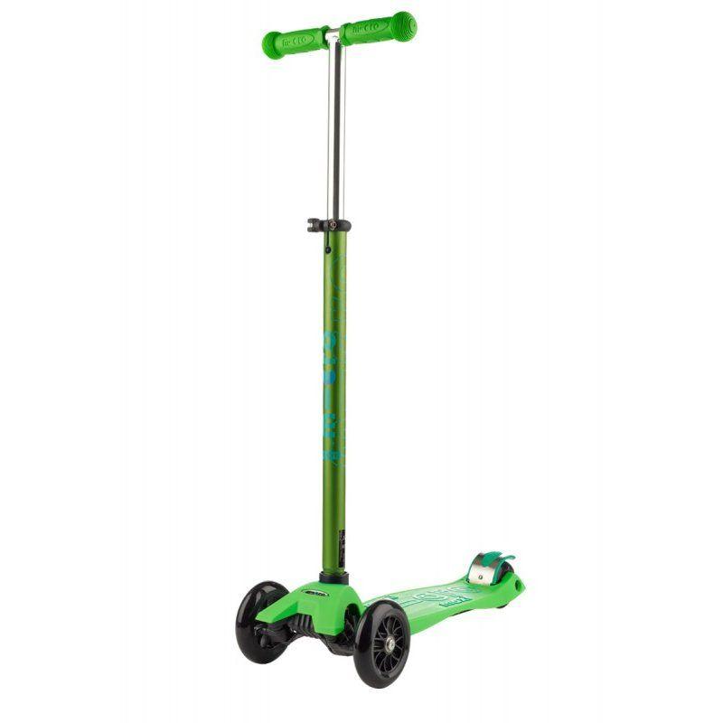 Самокат Micro Maxi Deluxe, Зеленый