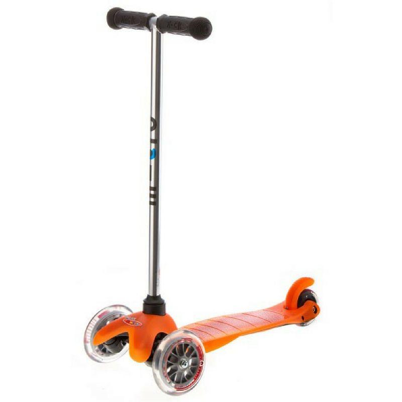 Самокат Micro Mini Classic, Оранжевый