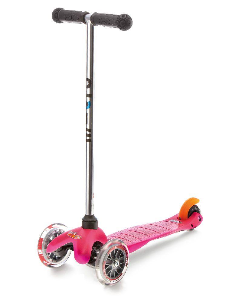 Самокат Micro Mini Classic, Розовый