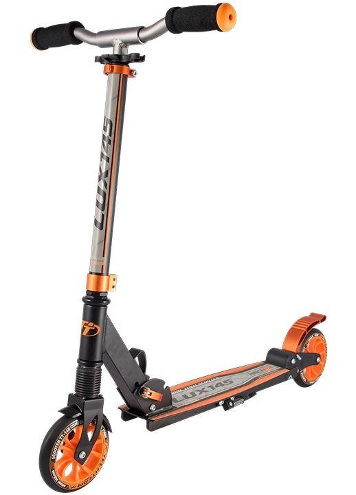 Tech Team 145 Lux Черно-Оранжевый 2018