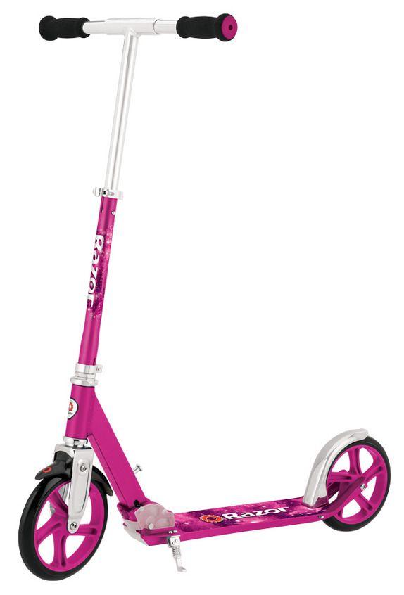 Razor A5 Lux Розовый