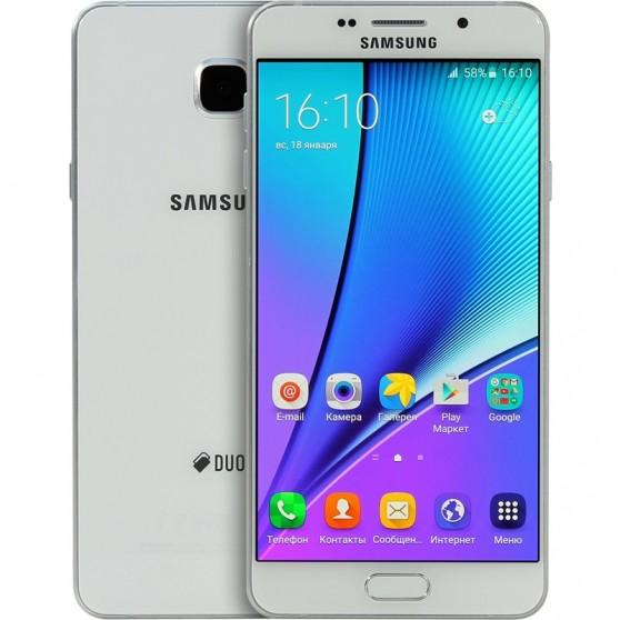 Samsung Galaxy A7 SM-A710F White