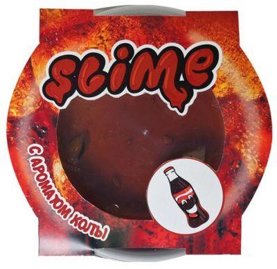 Слайм Slime Mega с ароматом колы