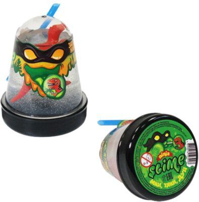 Слайм «Волшебный мир» Slime Ninja «Затерянный мир: Динозавр», 130 г