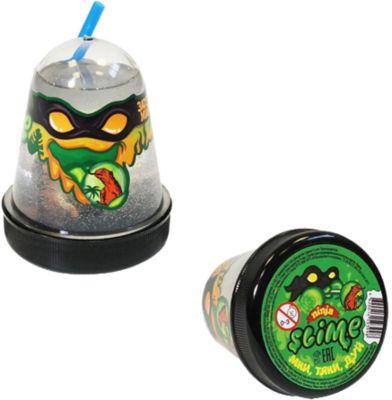 Слайм «Волшебный мир» Slime Ninja «Затерянный мир: Ящерица», 130 г