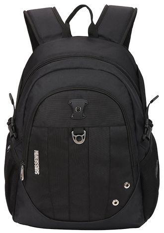 Рюкзак SUISSEWIN SN7027 Черный