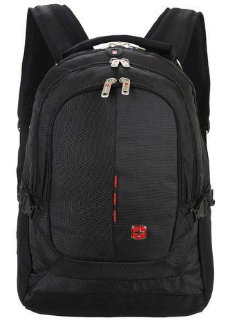Рюкзак SWISSWIN 9333 Черный