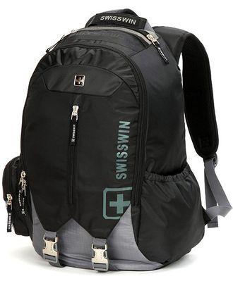 Рюкзак SWISSWIN SW9176 Черный