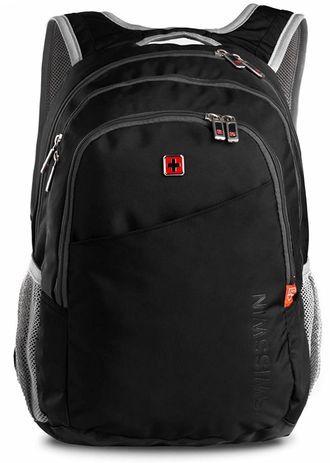 Рюкзак SWISSWIN SWC0008 Черный