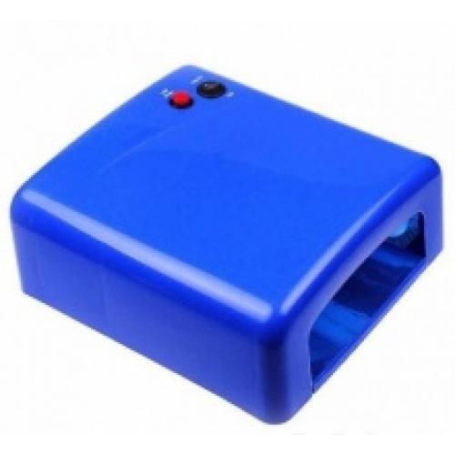 УФ-лампа для ногтей (большая синяя) 36W MO-1306