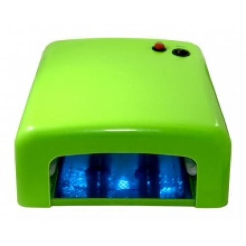 УФ-лампа для ногтей (большая зеленая) 36W MO-1307
