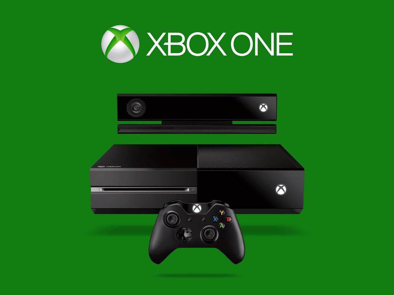 Игровая консоль Microsoft Xbox One + Kinect