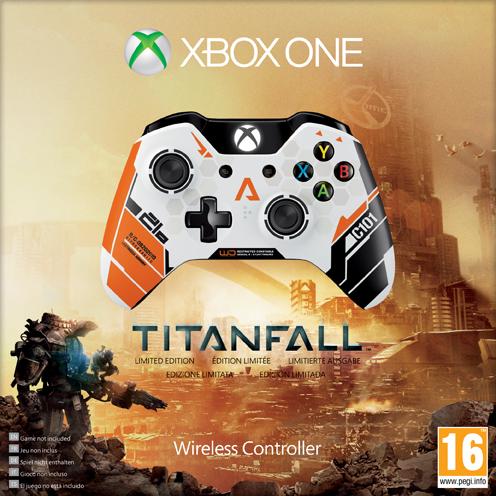 Controller Wireless TitanFall (XboxOne)