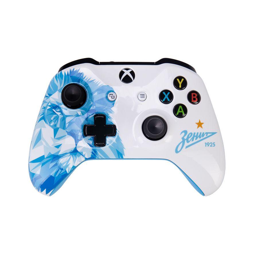Кастомизированный контроллер Xbox One «Зенит Лев» (XboxOne)