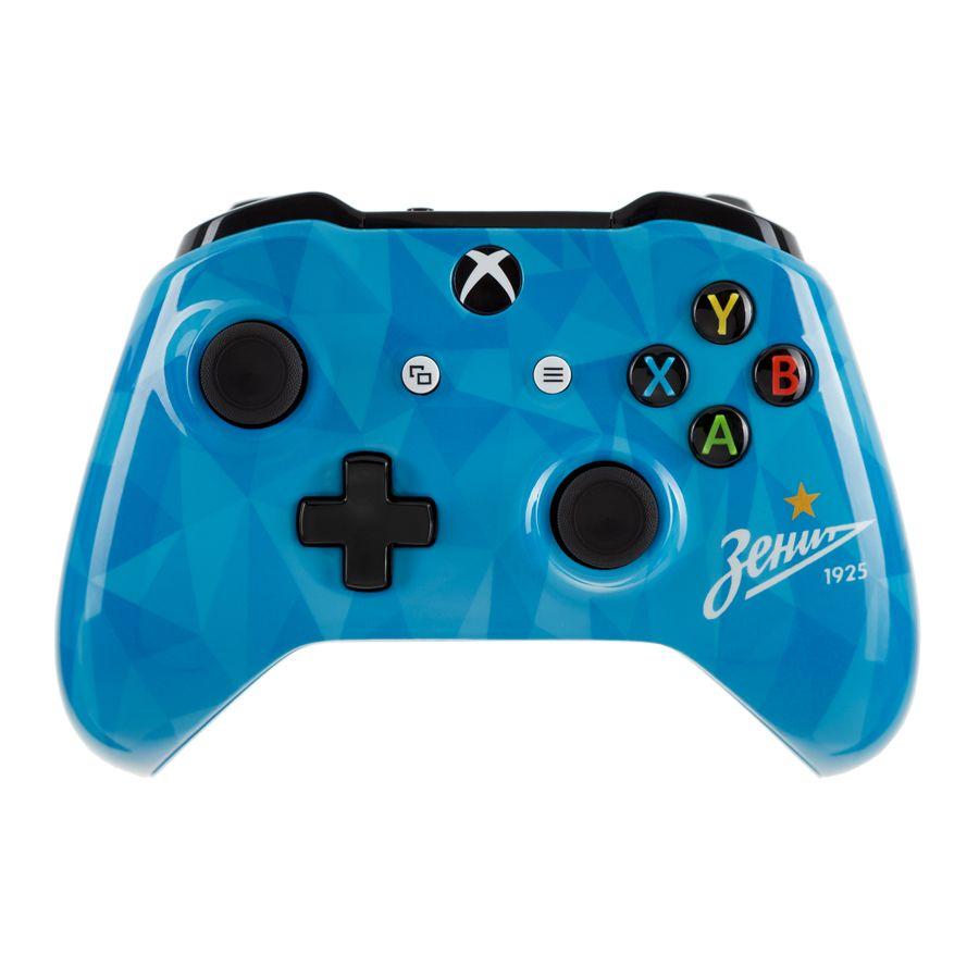 Кастомизированный контроллер Xbox One «Зенит Северное Сияние» (XboxOne)