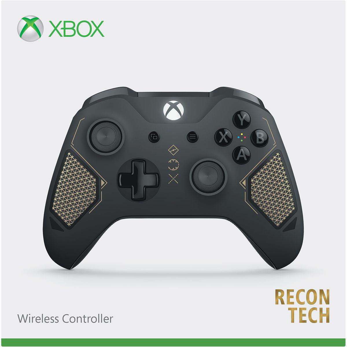 Xbox Controller – Recon Tech Special Edition (XboxOne)