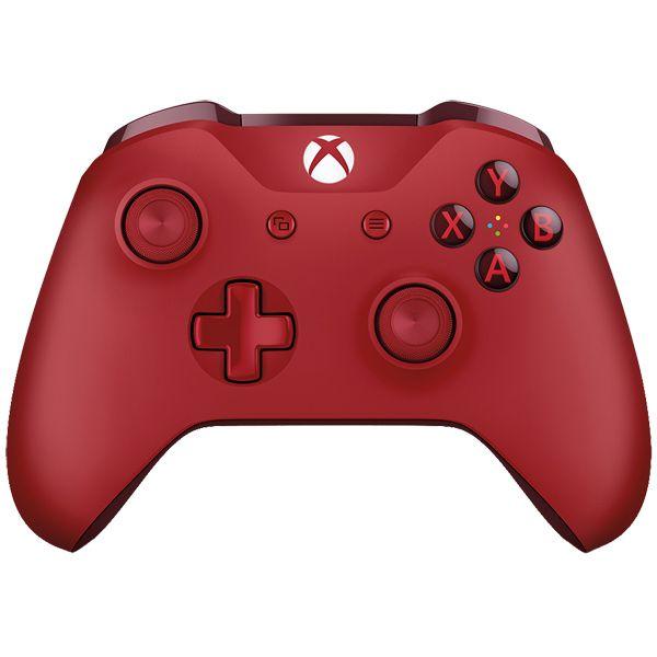 Xbox One Беспроводной геймпад  Red (WL3-00028)
