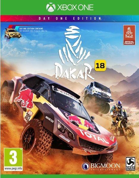 Dakar 18. Издание первого дня (Xbox One)