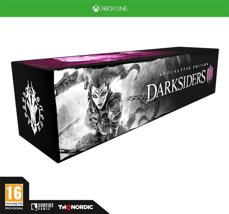 Darksiders III. Apocalypse Edition (Xbox One)