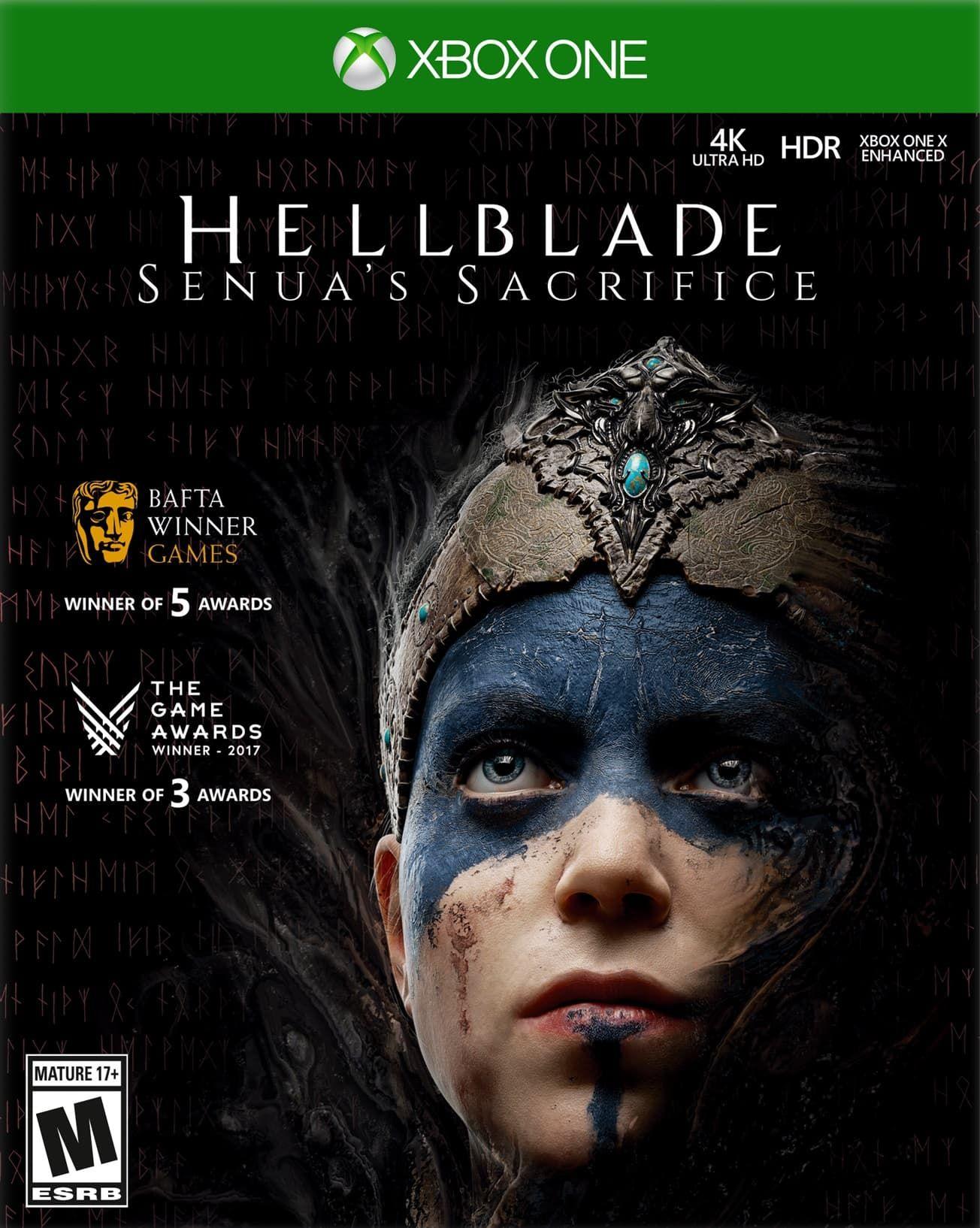 Hellblade: Senua's Sacrifice (MZU-00016) (Xbox One)
