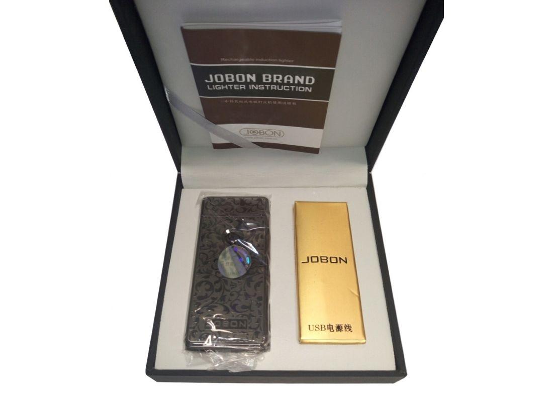 Электроимпульсная USB зажигалка Jobon Brand