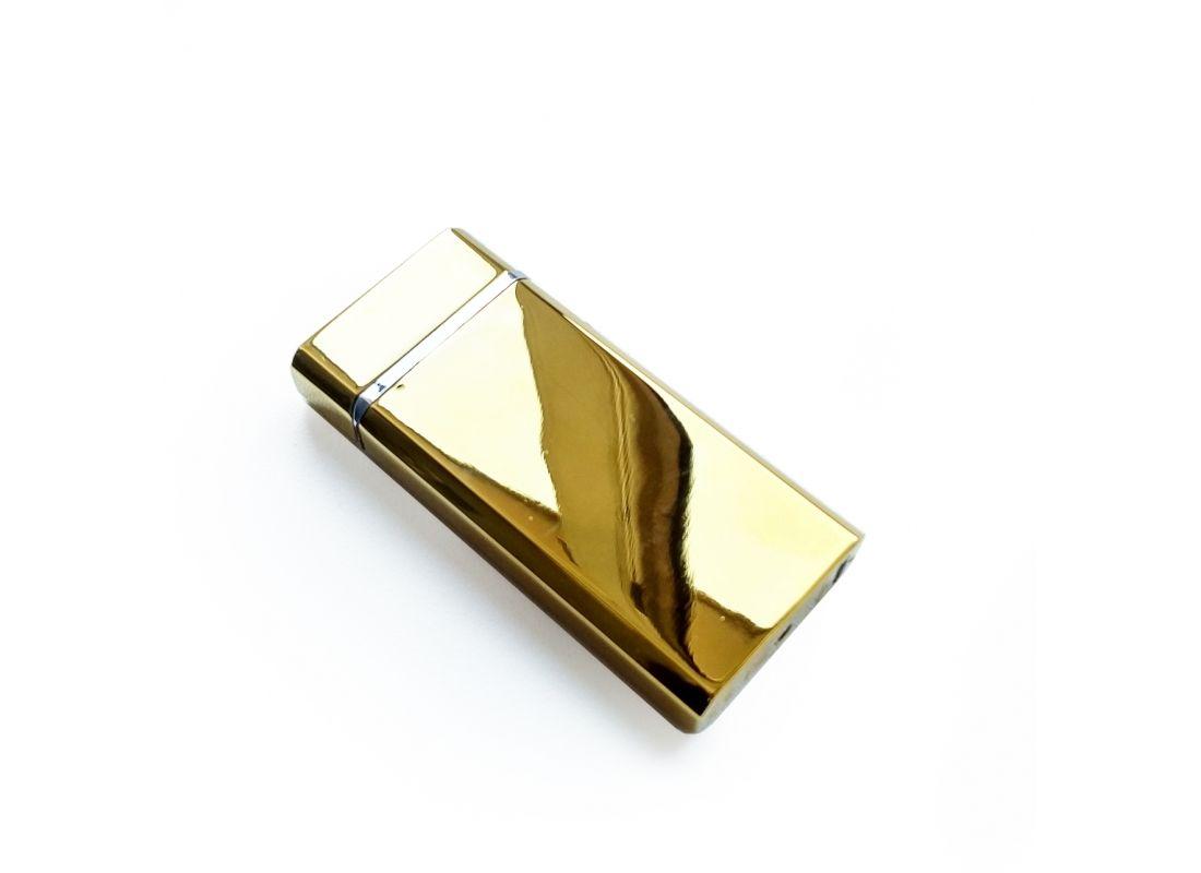Электроимпульсная зажигалка USB Lighter Gold II