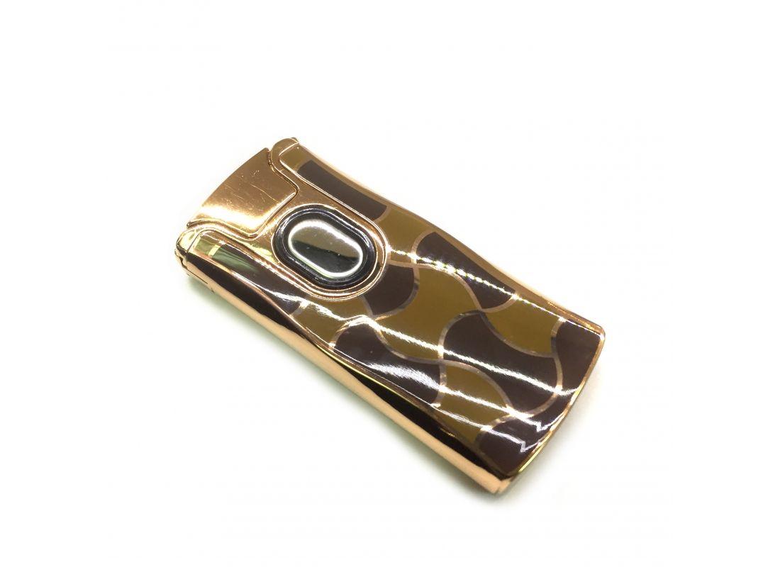 Электроимпульсная зажигалка USB Lighter Puzzle
