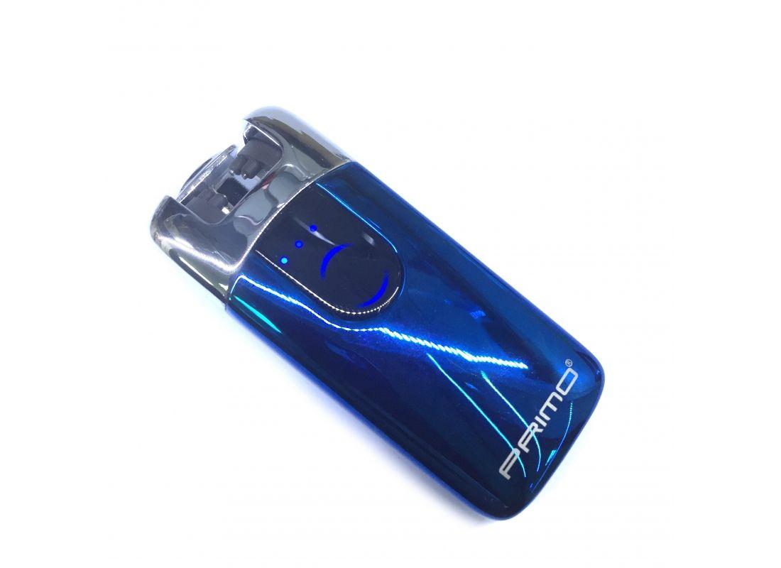 Электроимпульсная зажигалка USB PRIMO Blue