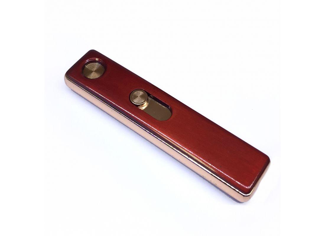 Спиральная зажигалка USB HONEST Red