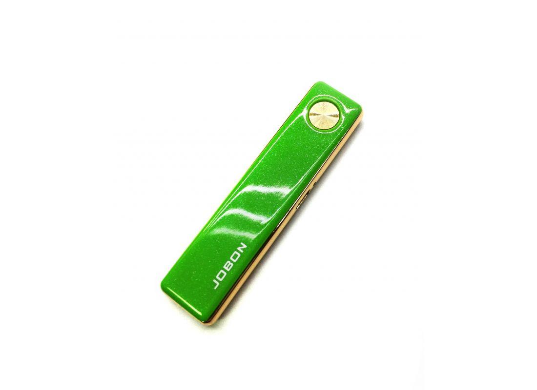 Спиральная Зажигалка USB Jobon Green