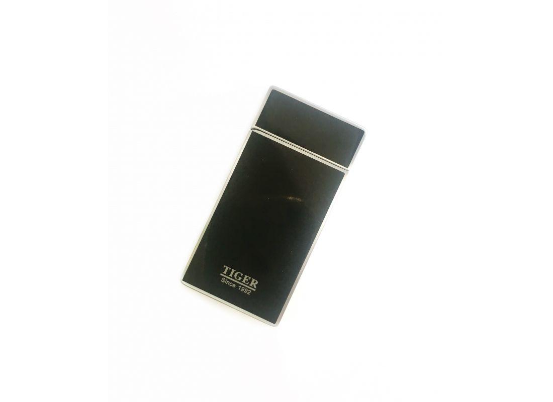 Спиральная зажигалка USB Tiger Black