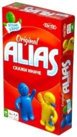 Компактная игра: ALIAS (Скажи иначе — 2)