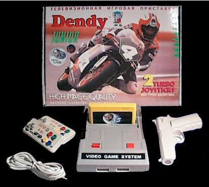 DENDY + 1000000 игр